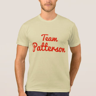 Team Patterson T Shirts