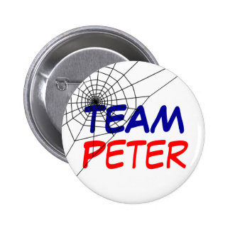 Team Peter 6 Cm Round Badge