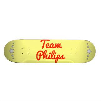 Team Philips Skate Board Deck