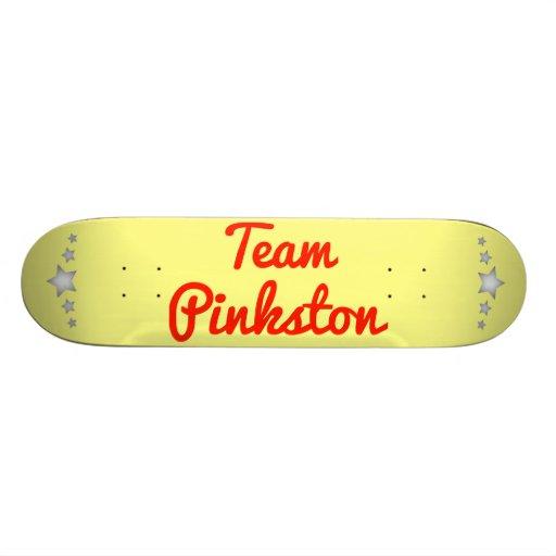 Team Pinkston Skate Board Deck