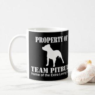 Team Pitbull Mug