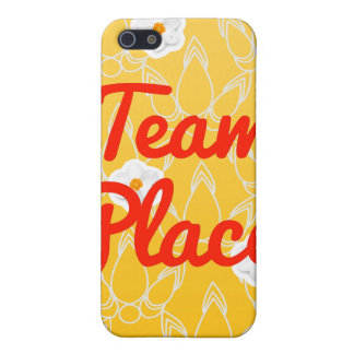 Team Place iPhone 5 Case