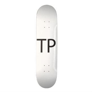 Team Player.ai 21.6 Cm Old School Skateboard Deck