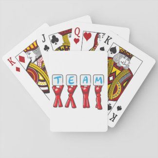 Team Playing Cards
