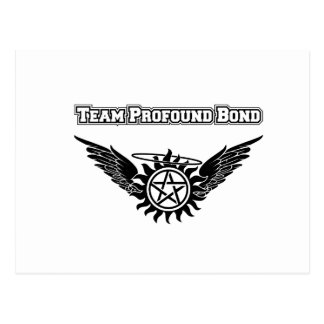 Team Profound Bond Postcard
