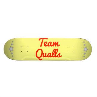 Team Qualls Skateboards