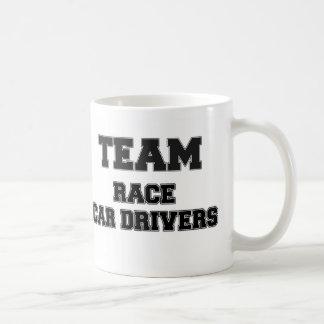 Team Race Car Drivers Mug