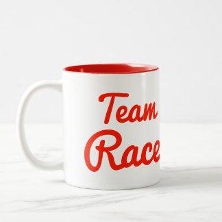 Team Race Mugs