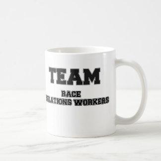 Team Race Relations Workers Mug
