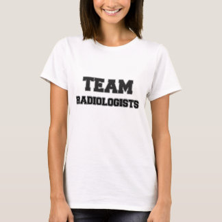 Team Radiologists T-Shirt