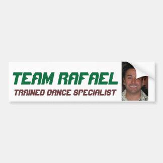 Team Rafael Bumper Sticker
