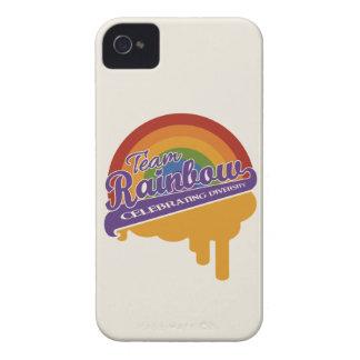 Team Rainbow custom Blackberry case