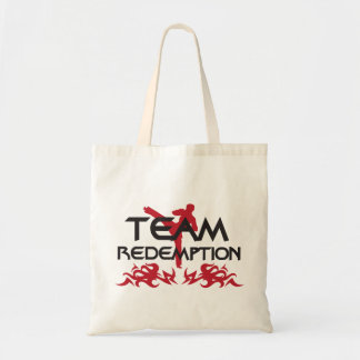 Team Redemption Fighter Tote Bags