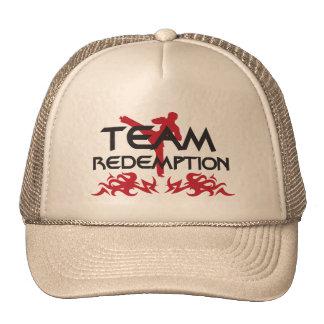 Team Redemption hat