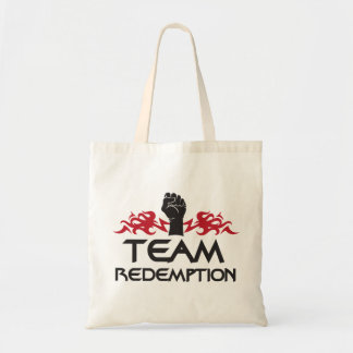 Team Redemption Tote Bag