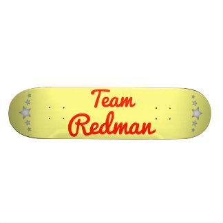 Team Redman Skate Decks