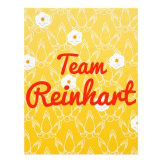 Team Reinhart Flyers