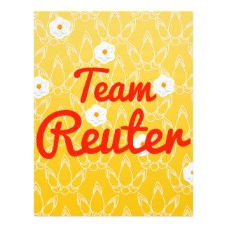 Team Reuter Flyers