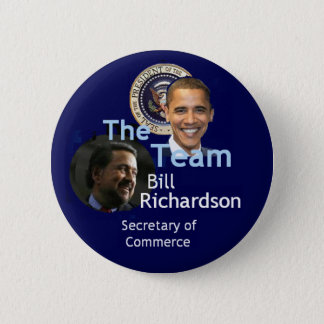 Team Richardson Button