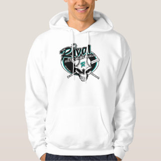 Team Rival White Sweatshirt