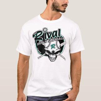 Team Rival White T-Shirt