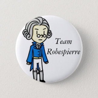 Team Robespierre Pin