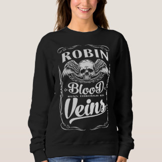 Team ROBIN - Life Member T-Shirts