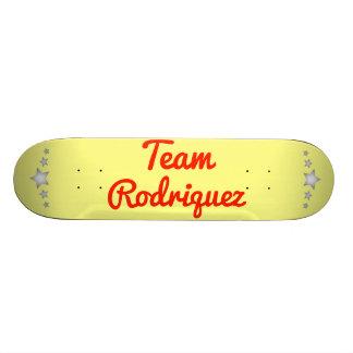 Team Rodriquez Skate Board Decks
