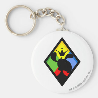 Team Roo Island Logo Keychains