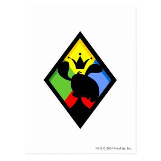 Team Roo Island Logo Postcard