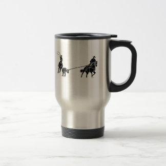 Team Ropers 200 Coffee Mugs