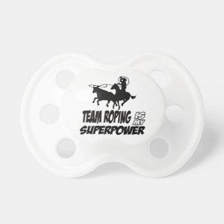 Team roping designs dummy