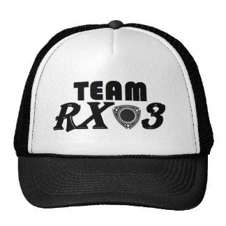 Team Rx3 Trucker Hat