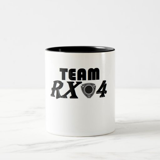 Team Rx7 Mug