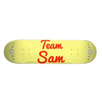 Team Sam Skateboard