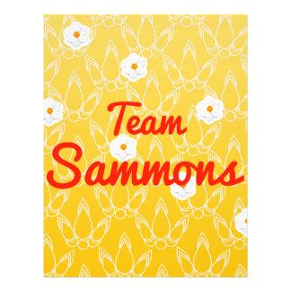 Team Sammons Flyers