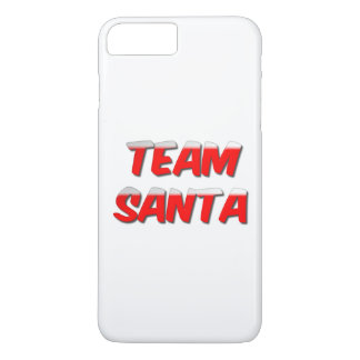 Team Santa iPhone 7 Plus Case