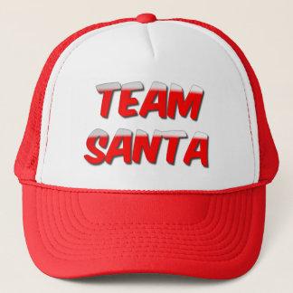 Team Santa Trucker Hat