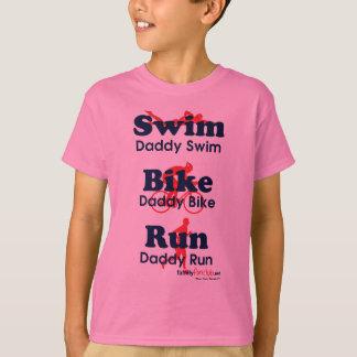 TEAM SCHEUNGRAB Triathlon Daddy T-Shirt