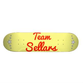 Team Sellars Skate Board