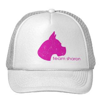 Team Sharon boxer hat