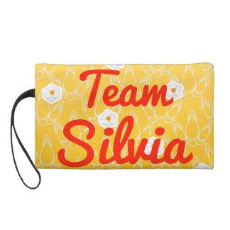 Team Silvia Wristlet