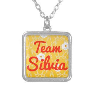Team Silvia Custom Necklace
