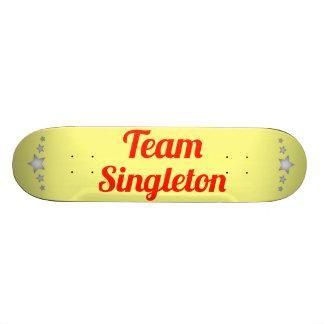 Team Singleton Skateboards
