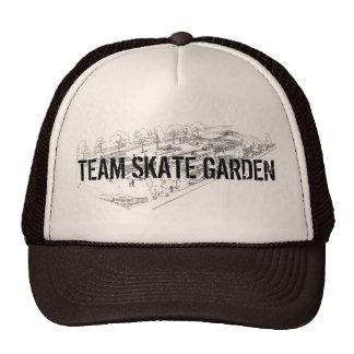 Team Skate Garden Trucker Hat Mesh Hats