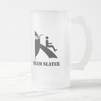 TEAM SLATER COFFEE MUG
