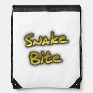 Team SnakeBite Drawstring Bag