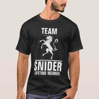 Team Snider lifetime member T-Shirt