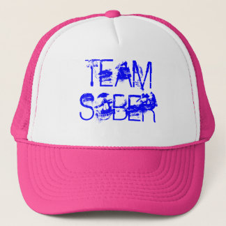 TEAM SOBER TRUCKER HAT