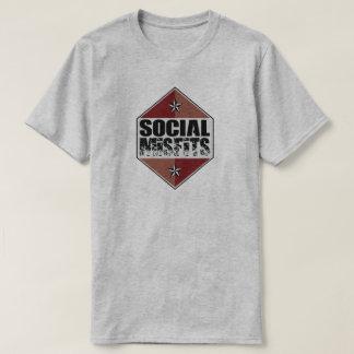 Team Social Misfits Logo Tee